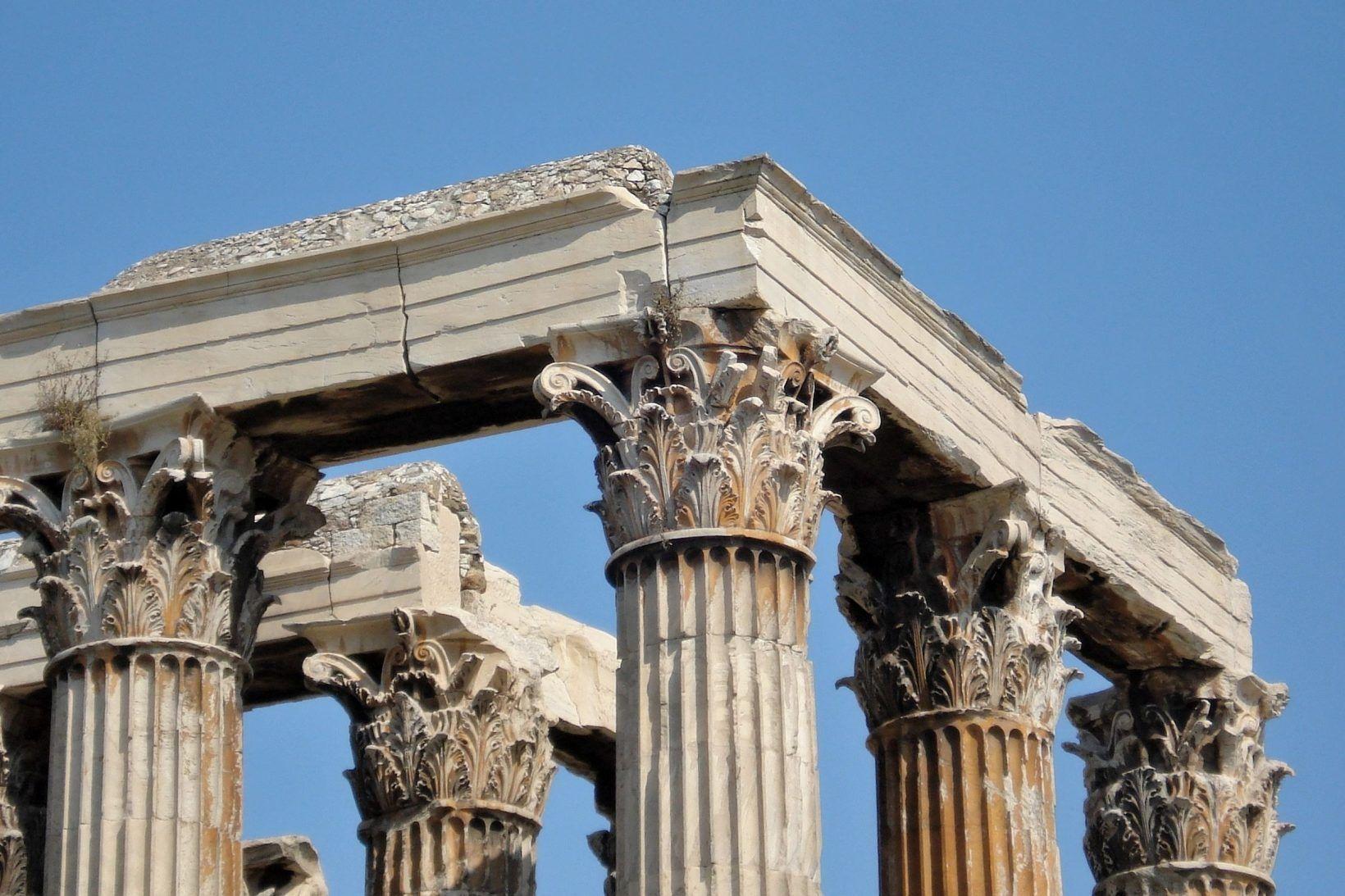 Antik Yunan Mimarisi